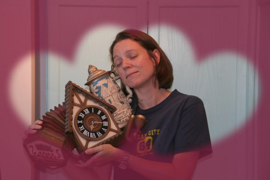 heart clock