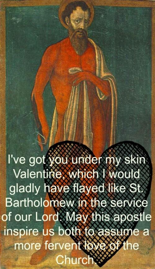 St.BartholomewValentine