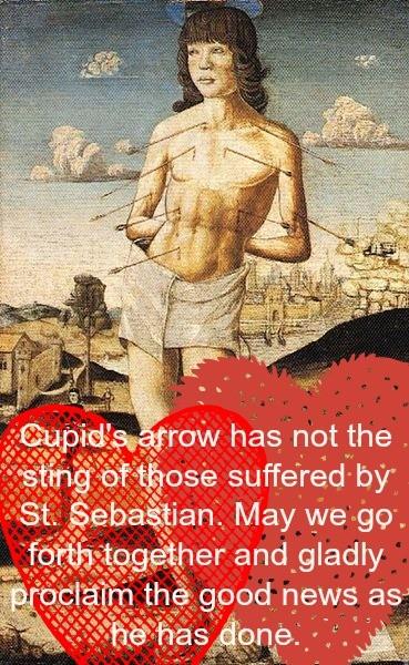 St.SebastianValentine