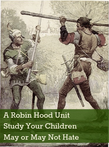 Robin Hood US button