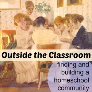 homeschool community