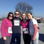 #5 UDS Run in Lancaster,PA 4/14
