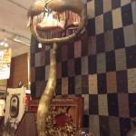 antler armadillo lamp