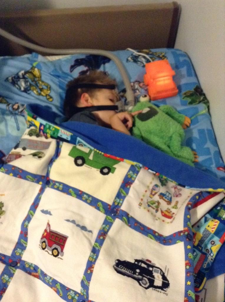 fulton's quilt bedtime