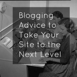 bloggingbutton
