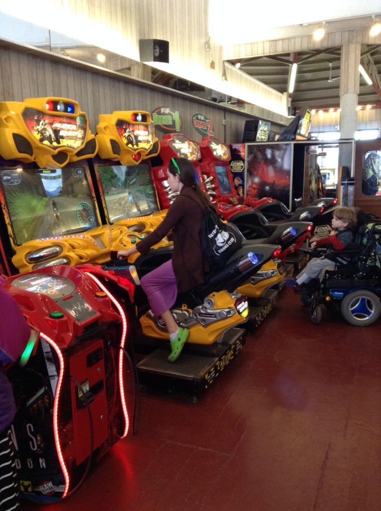 ocean city jilly's arcade