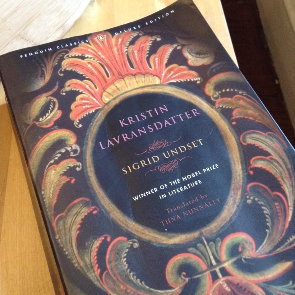 Kristin Lavransdatter cover