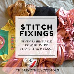 StitchFixins