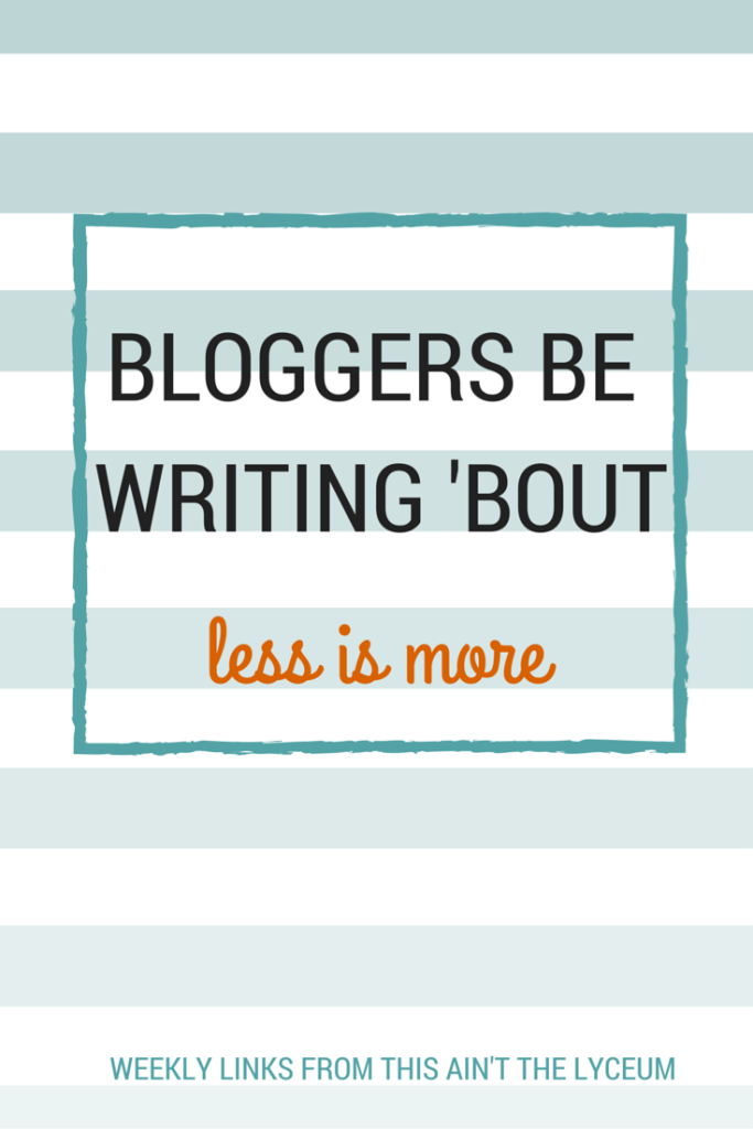 BLOGGERS BE WRITING 'BOUT (3)