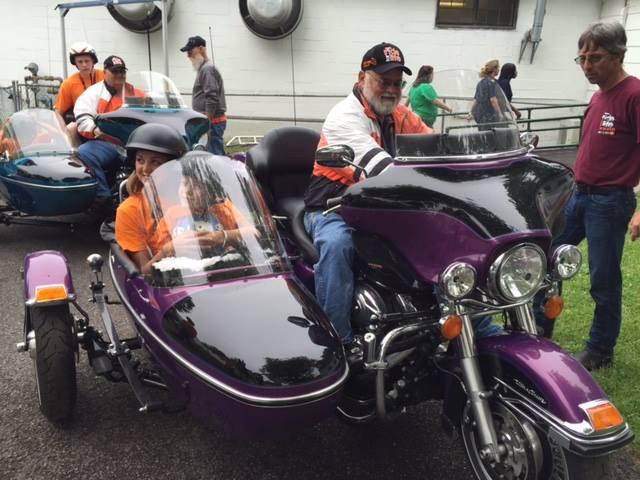 sidecar ride
