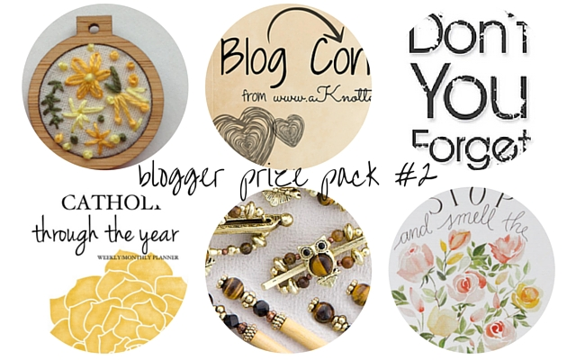 Blogger Prize Pack 2