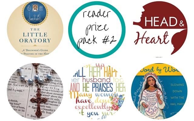 Reader Prize Pack 2
