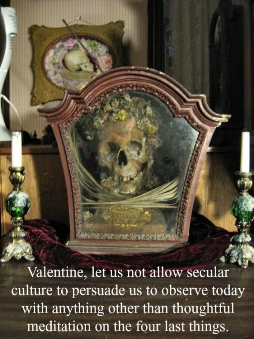 Reliquary Valentine