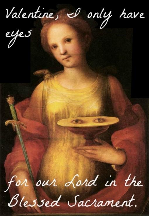 St. Lucy Valentine
