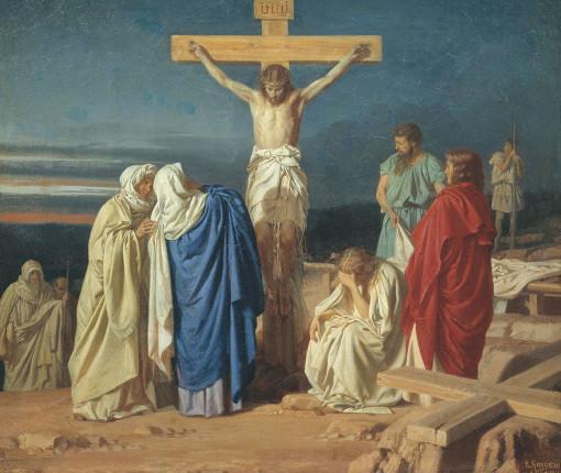 1024px-Evgraf_Semenovich_Sorokin_-_Crucifixion