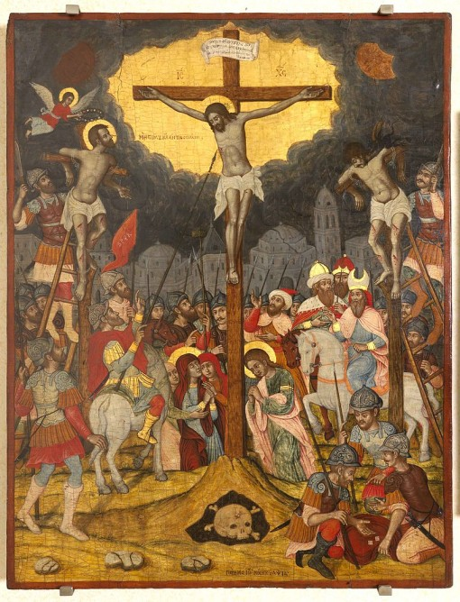 Crucifixion_by_I.Moskos_(1711)