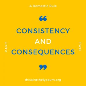 Rules and the Role of Obedience.-2
