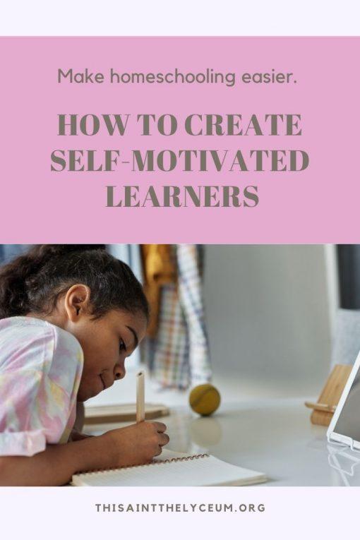 how do i get my kids to do their school work